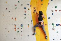 Climbing A Wall of Worry
