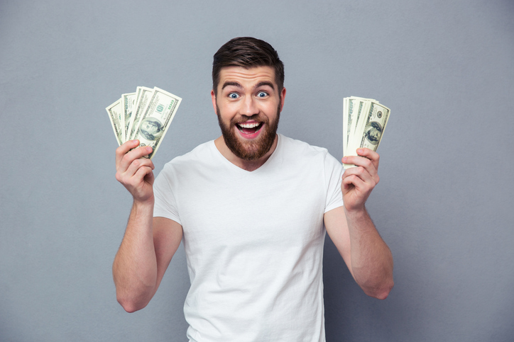 Does money really make anyone happy? by Ron Finke